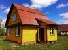 Загородная, обжитая дача из бревна. 70 км от МКАД по Киевскому, Калужскому шоссе.